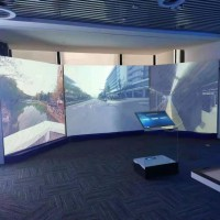 多媒体互动 数字展厅 裸眼3D 多屏联动 人工智能展厅