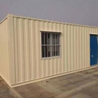 现货供应3*6米集装箱房住人办公均可