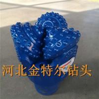 江钻牙轮钻头厂家 215.9mm硬质合金三牙轮钻头