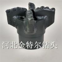 钻头厂家定做组装刮刀钻头 三翼刮刀 复合片刮刀钻头