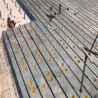 铸铁地板_ T型槽铸铁底板_铸铁地板供应