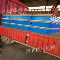 现货铸铁地板强度高铸铁平板承载大