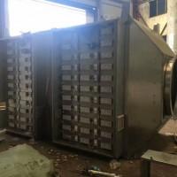 光催化氧化设备水喷淋塔活性炭吸附箱 喷漆房漆雾净化器