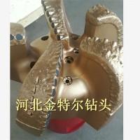 PDC钻头生产厂家 八寸半五刀翼复合片钻头