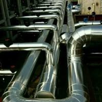 岩棉不锈钢管道保温工程蒸压釜设备保温施工工艺
