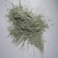 油石用 ------- 绿碳化硅微粉