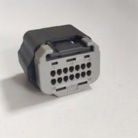 HRS广濑ZE064W高耐振性车载外壳14P间距2.2mm