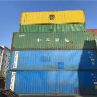 京津冀二手海运集装箱 SOC自备箱 出口集装箱批量出售