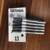 日本樱花SAKURA油漆笔(金银白)高光笔签名笔手绘笔签到笔