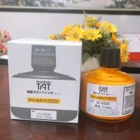 日本旗牌TAT工业印油M-505N纸金属塑胶皮革布不灭印油