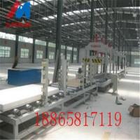 保温板设备-保温免拆一体板设备生产工艺流程-生产线特点