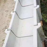 高速急流槽模具-预制急流槽模具-U型槽模具