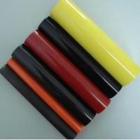 定制生产多规格玻璃纤维管 彩色玻璃纤维管 库存玻璃纤维管