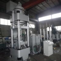 南昌全自动磨床泥压块机鑫源液压设备压块机效率高密度均匀l