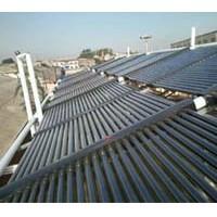 洗浴中心太阳能热水工程