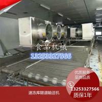 河南郑州饺子速冻隧道厂家