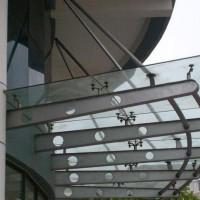 西安雨棚安装钢结构搭建