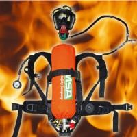 梅思安6.8L碳纤维AG2100消防空气呼吸器