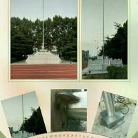 上海工业园旗杆上海工厂旗杆奉贤工地旗杆