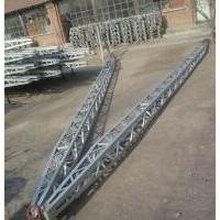 铝合金抱杆 电力施工金属抱杆铝合金内悬浮抱杆
