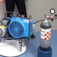 现货德国宝华Junior II呼吸空气压缩机