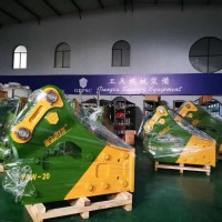 连云港工兵破碎锤 20-30吨挖掘机工兵破碎锤YSW-20