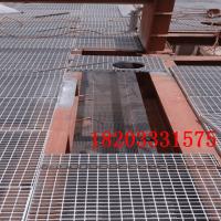 钢构网格板,钢构格栅板,平台钢格栅,忻州钢格栅板