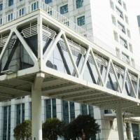跨度30米钢结构连廊的造价