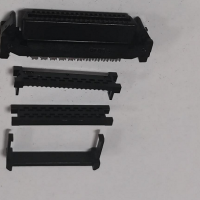 HRS广濑FX2BM-40SA-1.27R黑色镀金插座