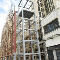 广州钢结构电梯井道预算报价
