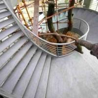 钢结构旋转楼梯现场安装流程
