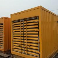 三水出租柴油发电机组提供进口机器