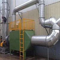 活性炭废气吸附装置,活性炭吸附塔维护保养,北京华康中天环保