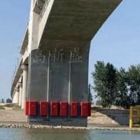 固定挂壁式桥梁防撞设施