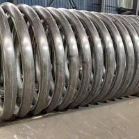 万信三维弯管 聚氨酯管托 异型弯管生产厂家