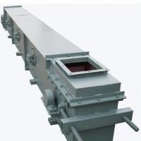 链式刮板输送机工作原理