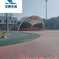 大悟县景观膜结构施工 大悟县景观膜结构工程