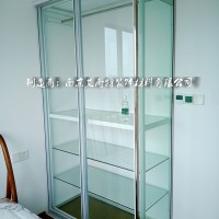 南京环保玻璃衣柜