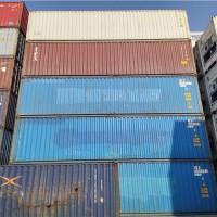 京津冀二手集装箱 海运集装箱 自备箱自有箱出售