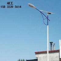 乐亭农村太阳能路灯 唐山太阳能路灯厂家40瓦led路灯