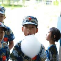 这个生态园活动很丰富孩子很享受武汉亲子户外使孩子长见识