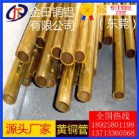 批发直销h68黄铜管-h59合金黄铜管,h63薄壁黄铜管
