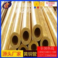 h62黄铜管/h68高精度厚壁黄铜管,h65大规格黄铜管