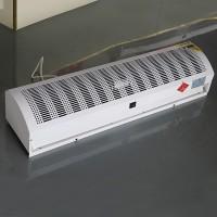 贯流式自然风风幕机,工业冷暖风闸空气幕,商用静音风帘风幕机