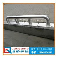 威海高质量304不锈钢防撞护栏 企业 车间 厂区 可订制龙桥