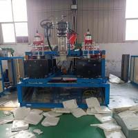 新疆20升堆码桶液压吹塑机单工位吹塑机