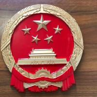党徽制作 赣州市4米大型党徽生产厂家