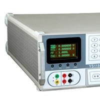 YS118C单相可程控标准功率源