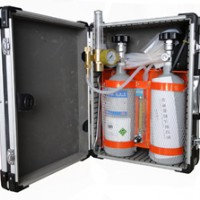 气体报警仪传感器现场检测校准装置