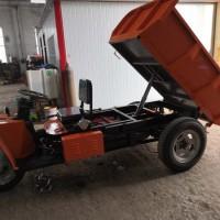 电动矿用三轮车厂家  防爆三轮车各种吨位 支持定制